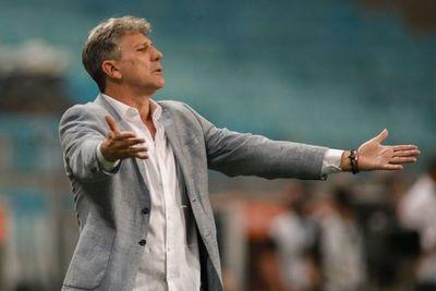 """Renato Gaúcho confirmó a Diego Churín: """"Es un jugador que nos va a ayudar bastante"""""""