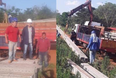 Inicia electrificación en comunidad indígena de Mariscal López