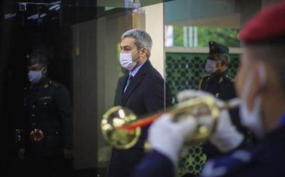 Presidente no viajó a Misiones por recomendación médica