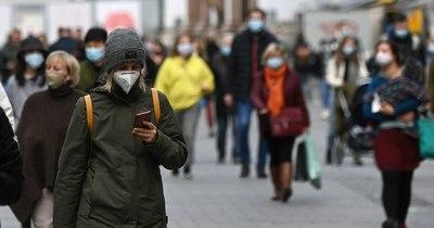 La Nación / Confinamientos y toque de queda en Europa frente a récord de infectados por COVID-19