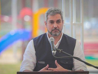 Abdo no asiste a inauguración de pabellón para Covid por problema de salud