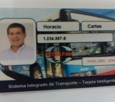 Cartes ya puede viajar en bus y con billete electrónico