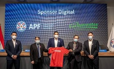 HOY / Farmacenter, nuevo sponsor digital de la Albirroja