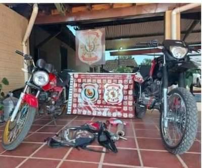 Recuperan motocicletas denunciadas como hurtadas – Prensa 5
