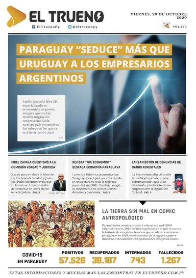 E-paper 23 de Octubre 2020