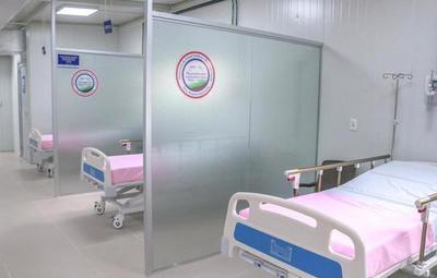 En Misiones habilitan nuevo pabellón de contingencia para pacientes con Covid-19