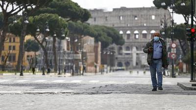 Confinamientos y toque de queda en Europa frente al récord de casos