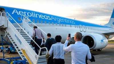 Paraguay vuelve a admitir pasajeros desde la Argentina