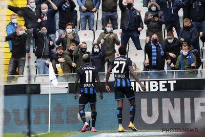 Bélgica: el fútbol volverá a disputarse a puerta cerrada