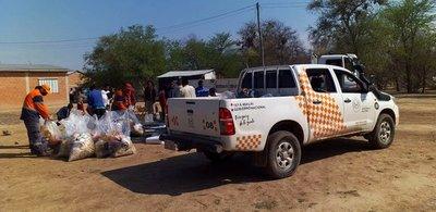 Pdte. Hayes: Más de 23.000 kilos de alimentos llegaron a familias indígenas