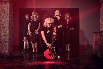 """Brian May versiona """"I'm A Woman"""", en apoyo a la lucha contra el cáncer de mama"""