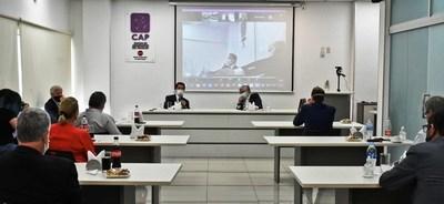 """Revisión Anexo C Tratado de Itaipú: """"El Norte es la defensa de la soberanía energética"""", afirma canciller"""