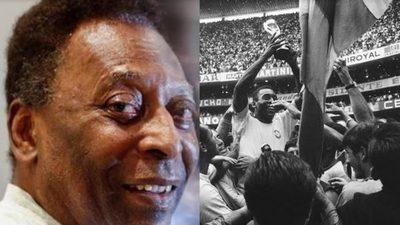 Pelé cumple 80 años y sigue siendo el Rey