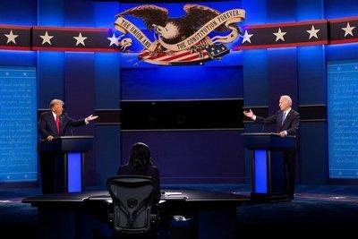 Análisis de lo que dejó el último debate presidencial en EEUU