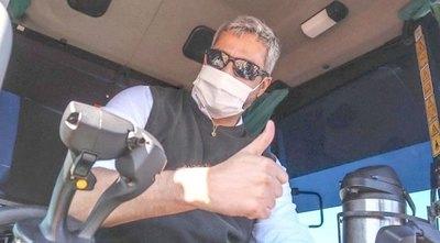 Crónica / Mario Abdo está algo indispuesto y el capi le dio reposo