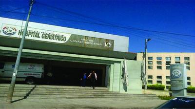 Reportan aumento de altas vivas en Hospital Geriátrico de IPS