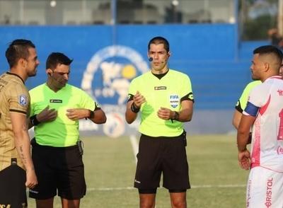 HOY / Confirmados los árbitros para la segunda jornada del Clausura