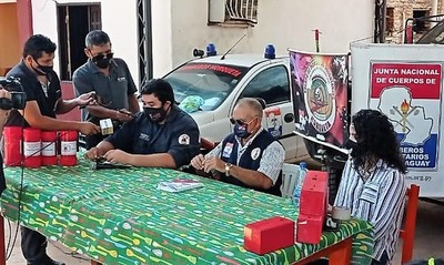 Apurados por la demanda, bomberos apelan a la ayuda ciudadana ante el ninguneo del gobierno