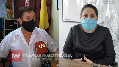 COVID: JEFE DE SENEPA EN UTI Y LA DIRECTORA DE LA SEPTIMA ESTARÍA CON LA ENFERMEDAD