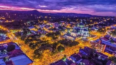 HOY / Caacupé 2019: imponentes imágenes de la gran devoción mariana