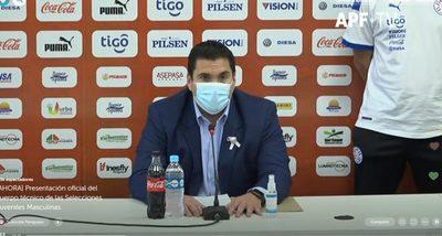 «La APF no puede intervenir en el caso FIFA-Marco Trovato»