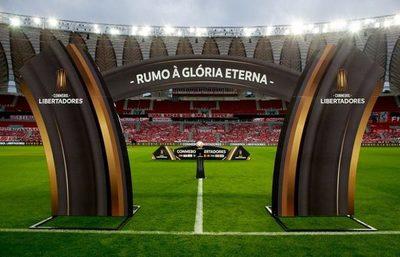 VIVO. Sorteo de los octavos de la Copa Libertadores