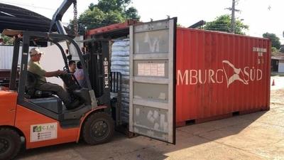 HOY / Encuentran tres cadáveres en un contenedor proveniente de Serbia