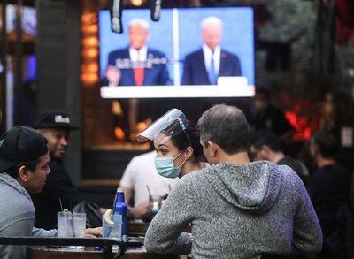 Más de 50 millones de estadounidenses ya votaron para las presidenciales
