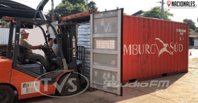 Encuentran tres cadáveres en un contenedor proveniente de Serbia