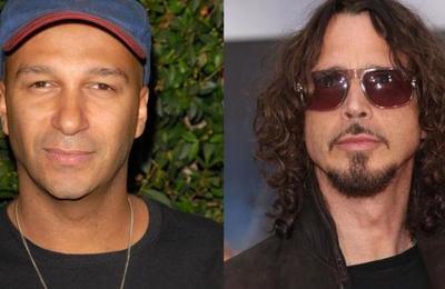 Tom Morello recordó su 'escalofriante' primer encuentro con Chris Cornell