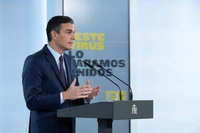 """HOY / Segunda ola en la mira: Gobierno español pide """"disciplina social"""" y """"unidad"""" para evitar otro confinamiento"""