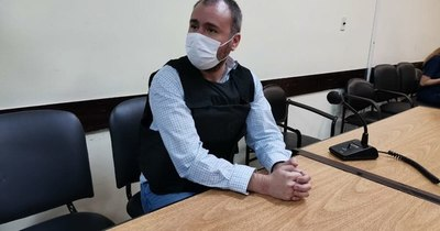 La Nación / Ordenan prisión para Ayala Jacquet, imputado por megacarga de cocaína
