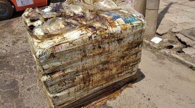 Encuentran 6 cadáveres en un contenedor proveniente de Serbia