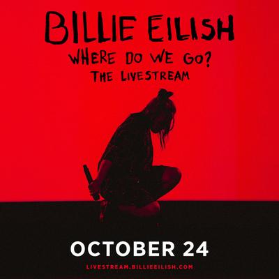 Billie Eilish se prepara para su gran concierto por streaming