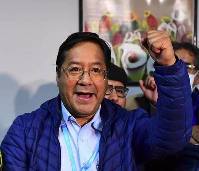 Bolivia: Escrutinio oficial confirma tremenda paliza de Arce en los comicios del domingo pasado