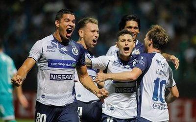 Están los rivales de Luque y Sol en la Sudamericana