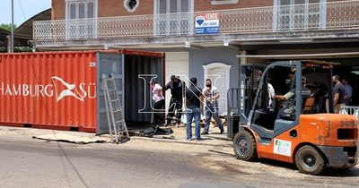 La Nación / Horror: Hallan 7 cadáveres en contenedor proveniente de Serbia