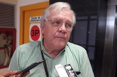 """""""Total destrucción de las instituciones que hacen funcionar la República"""", afirma ex senador"""