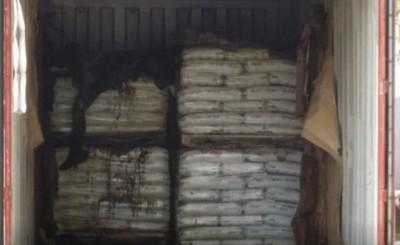 Hallan casi una decena de cadáveres en contenedor llegado de Serbia