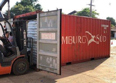 Descubren al menos seis cadáveres en un contenedor proveniente de Serbia