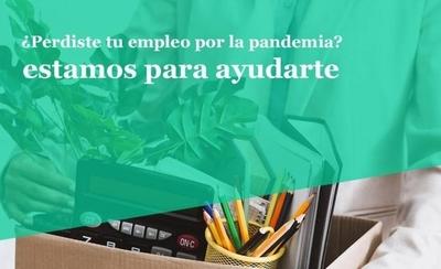 HOY / Ofrecen atención online gratis a personas que perdieron el empleo a raíz de la pandemia