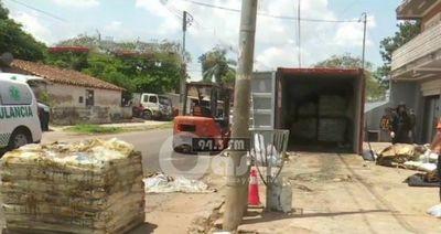 Macabro hallazgo de seis cadáveres en un contenedor proveniente de Serbia