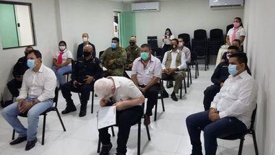 Salud promueve cumplimiento de protocolos sanitarios en comercios de Amambay