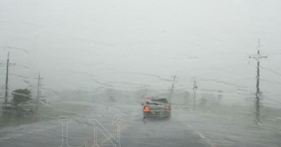 La Nación / Anuncian lluvias para cuatro departamentos