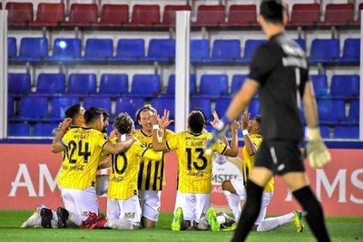 Guaraní se enfrentará al nuevo equipo de Diego Churín en octavos de final de la Libertadores