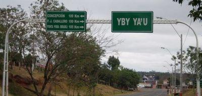 En Yby Yaú reclaman obras viales