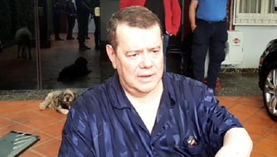 "Allanan vivienda de Rodolfo Friedmann para incautar ""consoladores"""