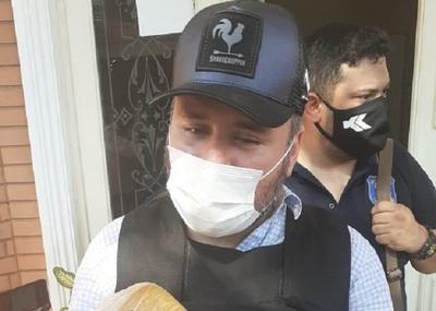 Cocaína en Terport: Procesan al dueño de empresa exportadora de carbón