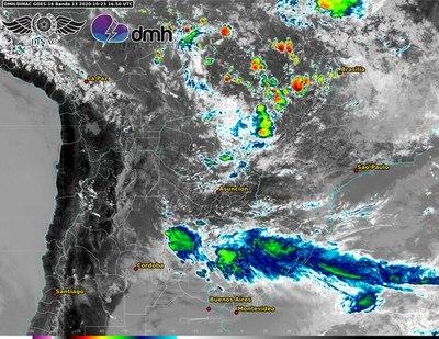 Meteorología activa su alerta por tormentas para esta tarde