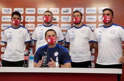 'Es un día histórico para nosotros como cuerpo técnico', dice Bobadilla